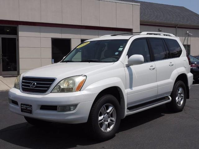 2004 lexus gx 470 base 4wd 4dr suv for sale in wallingford connecticut classified. Black Bedroom Furniture Sets. Home Design Ideas