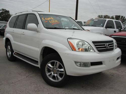 2004 lexus gx 470 suv 4wd loaded 4k down for sale in pasadena texas classified. Black Bedroom Furniture Sets. Home Design Ideas