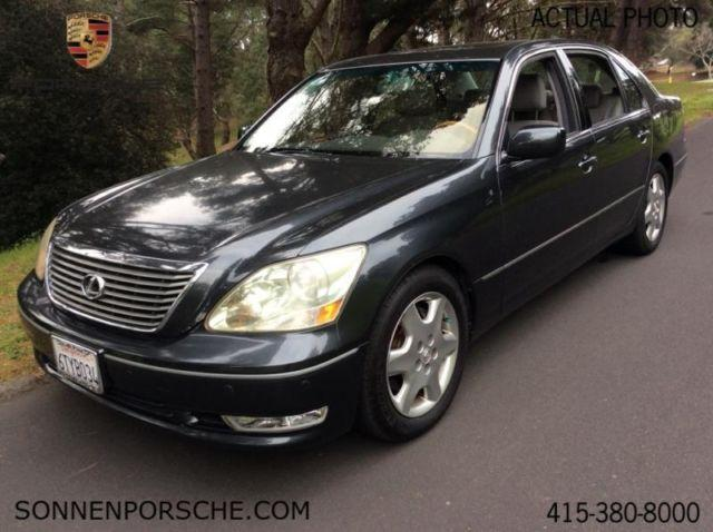 2004 lexus ls 430 for sale in mill valley california classified. Black Bedroom Furniture Sets. Home Design Ideas