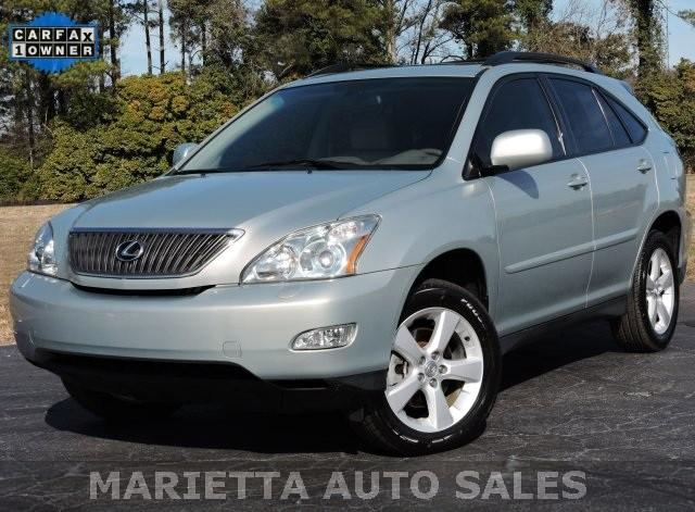 2004 lexus rx 330 4dr suv for sale in marietta georgia classified. Black Bedroom Furniture Sets. Home Design Ideas