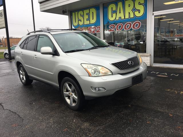 2004 lexus rx 330 base 4dr suv for sale in elkhart indiana classified. Black Bedroom Furniture Sets. Home Design Ideas