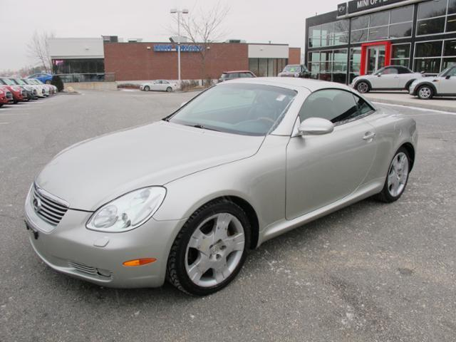 2004 lexus sc 430 2dr std convertible for sale in peabody massachusetts classified. Black Bedroom Furniture Sets. Home Design Ideas