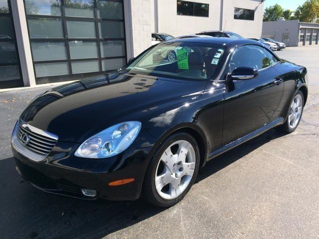 Lexus Of Silver Spring >> 2004 Lexus SC 430 Convertible Convertible for Sale in Milwaukee, Wisconsin Classified ...