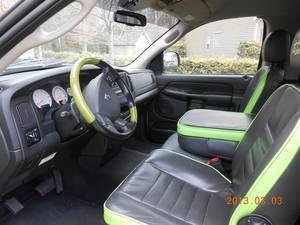 2004 Limited Edition Lime Green Dodge HEMI GTX LOW