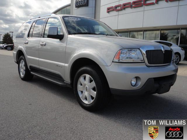 2004 Lincoln Aviator For Sale In Irondale Alabama