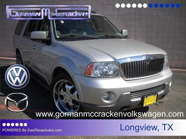 2004 Lincoln Navigator 2004 Lincoln Navigator 4dr Car