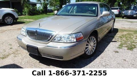 2004 lincoln town car 4 door sedan for sale in alachua florida classified. Black Bedroom Furniture Sets. Home Design Ideas