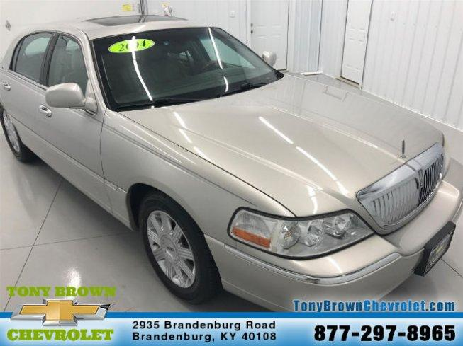 2004 Lincoln Town Car Ultimate For Sale In Brandenburg Kentucky