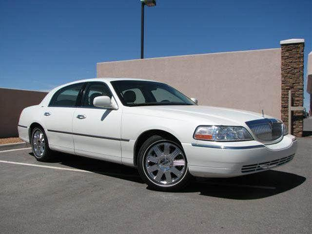 2004 Lincoln Town Car Ultimate For Sale In Santa Fe New Mexico