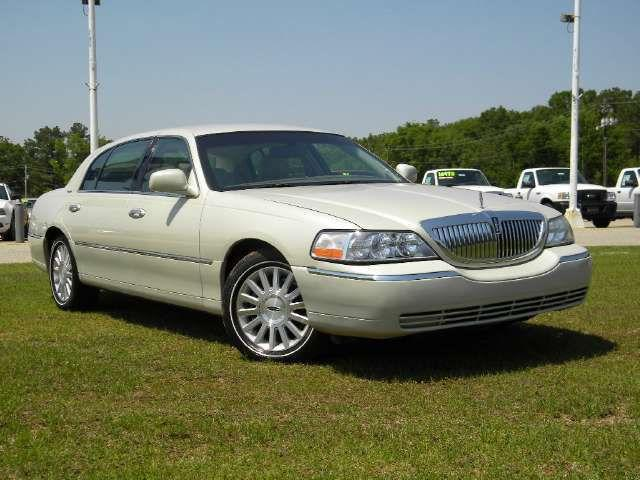 2004 Lincoln Town Car Ultimate L For Sale In Dothan Alabama