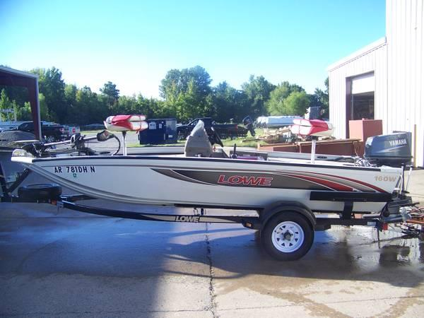 2004 lowe 160w w 40 hp yamaha price reduced for sale for Lowe s fayetteville ar