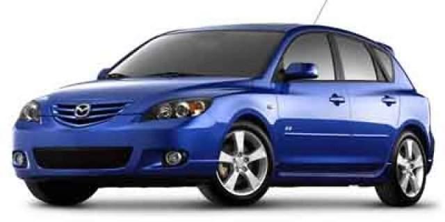 2004 Mazda Mazda3 s s 4dr Wagon