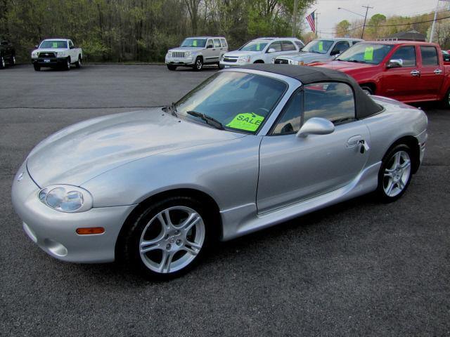 2004 Mazda Miata Mx 5 For In Roanoke Virginia