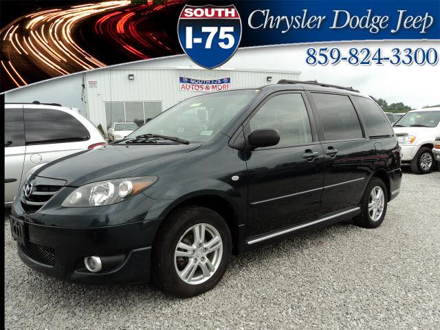 2004 mazda mpv lx for sale in crittenden kentucky. Black Bedroom Furniture Sets. Home Design Ideas