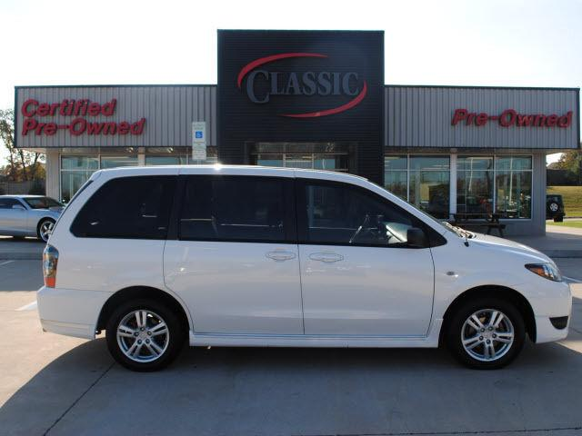 2004 mazda mpv lx for sale in denton texas classified. Black Bedroom Furniture Sets. Home Design Ideas