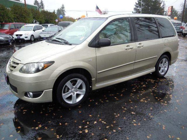 2004 mazda mpv lx minivan for sale in cornelius oregon. Black Bedroom Furniture Sets. Home Design Ideas
