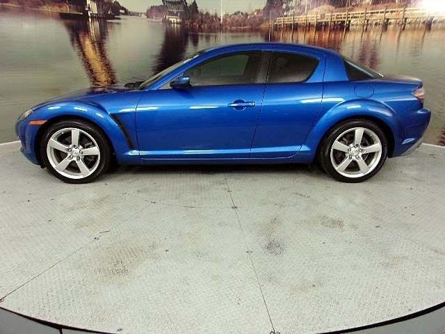 2004 Mazda RX-8 Base 4dr Coupe