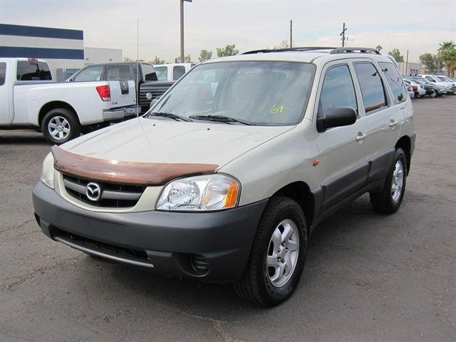 2004 mazda tribute dx for sale in phoenix arizona. Black Bedroom Furniture Sets. Home Design Ideas