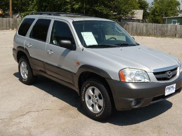 2004 mazda tribute es v6 for sale in coffeyville kansas. Black Bedroom Furniture Sets. Home Design Ideas
