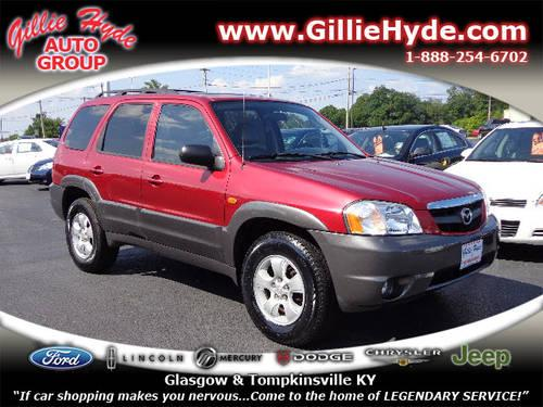 Gillie Hyde Glasgow Ky >> 2004 Mazda Tribute SUV 4X4 AWD for Sale in Dry Fork ...