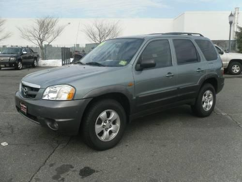 2004 mazda tribute suv lx 4wd for sale in saddle brook. Black Bedroom Furniture Sets. Home Design Ideas