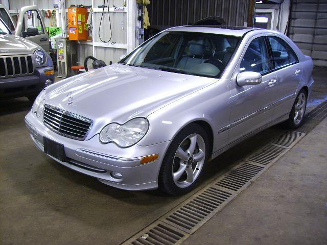 2004 mercedes benz c class c230 kompressor sport for sale for Mercedes benz c230 sport