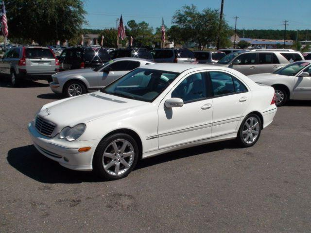 2004 mercedes benz c class c230 kompressor sport for sale in north charleston south carolina. Black Bedroom Furniture Sets. Home Design Ideas