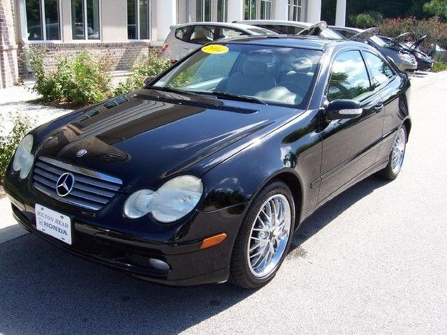 2004 mercedes benz c class c230 kompressor sport for sale for Mercedes benz of hilton head