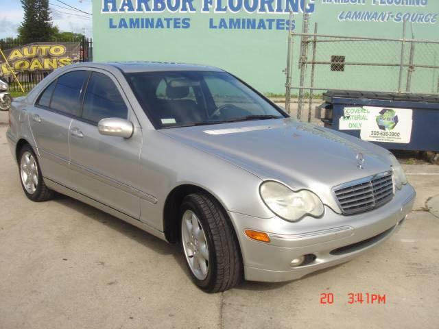 2004 Mercedes Benz C Class C240 For Sale In Hollywood