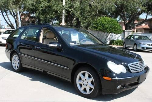 2004 mercedes benz c class wagon c240 for sale in clearwater florida classified. Black Bedroom Furniture Sets. Home Design Ideas