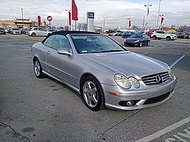 2004 mercedes benz clk clk 500 clk 500 2dr convertible for sale in decatur alabama classified. Black Bedroom Furniture Sets. Home Design Ideas