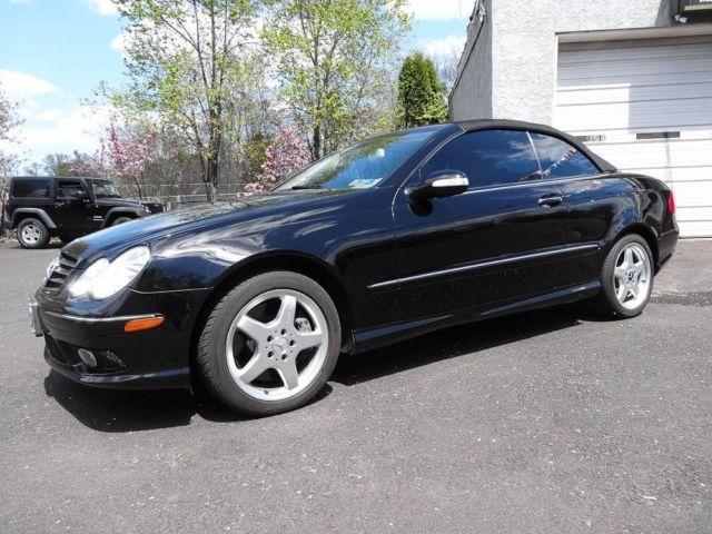 2004 mercedes benz clk500 cabriolet for sale in for Mercedes benz for sale in pa
