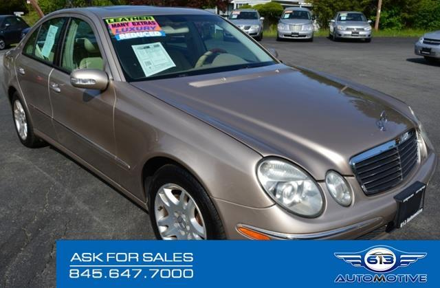 2004 Mercedes-Benz E-Class E320 E320 4dr Sedan