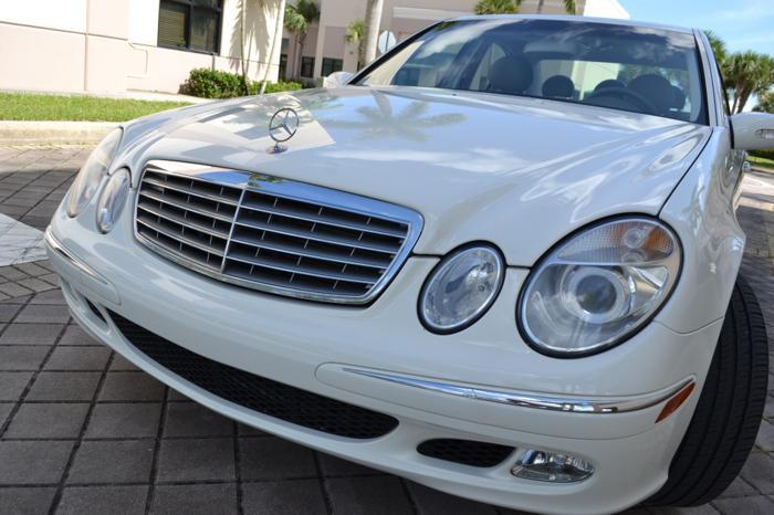 2004 mercedes benz e500 luxury sedan sport package low for Fairfield mercedes benz service