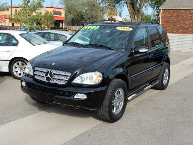 2004 mercedes benz m class ml350 4matic for sale in