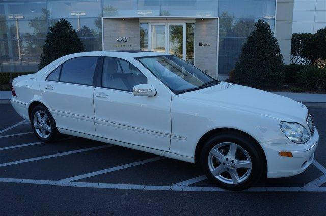 2004 Mercedes-Benz S-Class S 430 S 430 4dr Sedan
