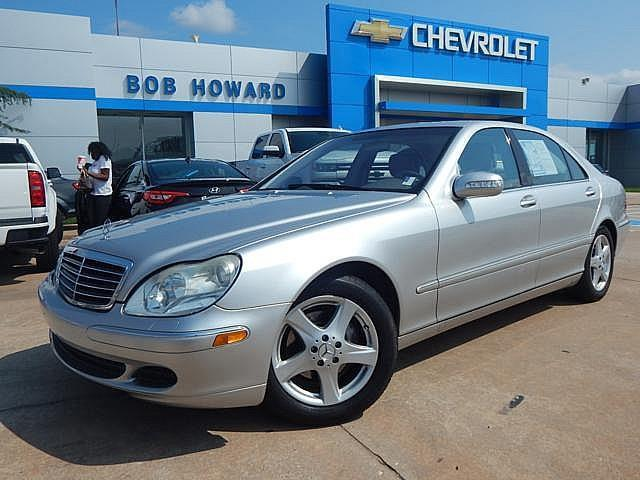 2004 mercedes benz s class s 500 s 500 4dr sedan for sale for Mercedes benz okc