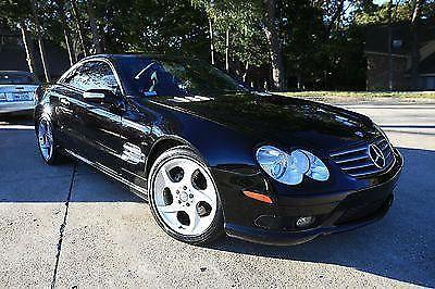 2004 mercedes benz sl500 convertible 63k miles mint for Mercedes benz irving tx
