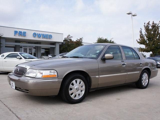 2004 Mercury Grand Marquis Ls For Sale In Arlington Texas