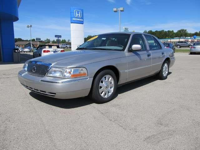 2004 Mercury Grand Marquis Ls For Sale In Muncie Indiana