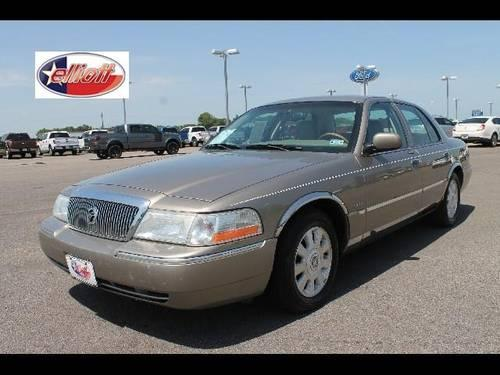 2004 MERCURY Grand Marquis Sedan 4dr Sdn LS Ultimate