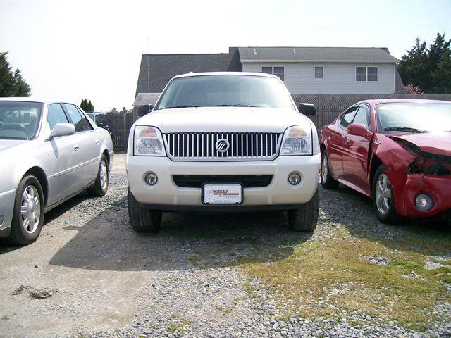 2004 Mercury Mountaineer For Sale In Seaford  Delaware