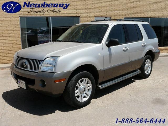 2004 mercury mountaineer for sale in harper kansas classified. Black Bedroom Furniture Sets. Home Design Ideas