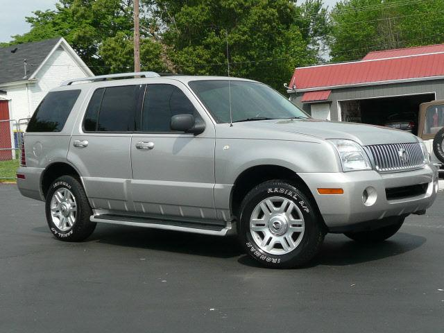 2004 Mercury Mountaineer for Sale in Russellville ...