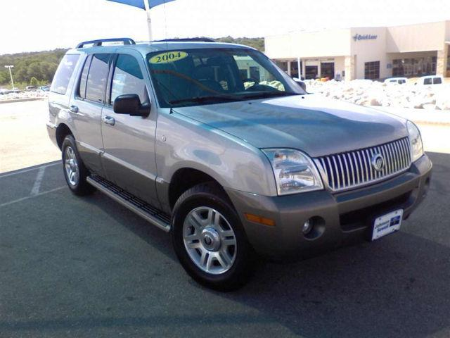 2004 mercury mountaineer for sale in marble falls texas classified. Black Bedroom Furniture Sets. Home Design Ideas
