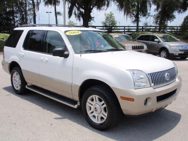 2004 Mercury Mountaineer For Sale In Ocala  Florida