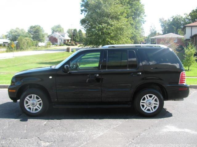 2004 Mercury Mountaineer for Sale in Louisville, Kentucky ...