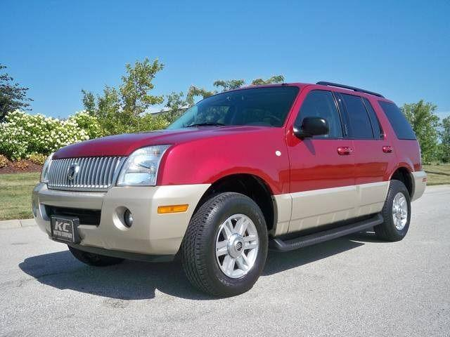 2004 mercury mountaineer for sale in bucyrus kansas classified. Black Bedroom Furniture Sets. Home Design Ideas