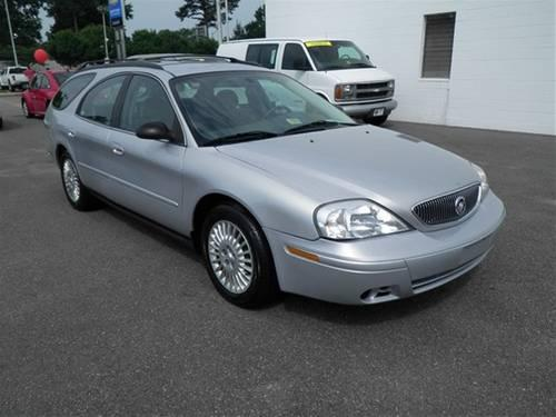 2004 mercury sable station wagon gs for sale in newport. Black Bedroom Furniture Sets. Home Design Ideas