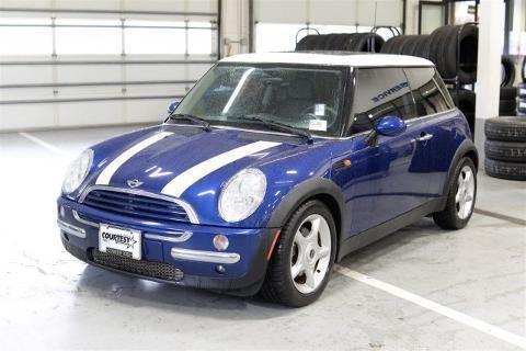 2004 mini cooper 2 door hatchback for sale in portland. Black Bedroom Furniture Sets. Home Design Ideas